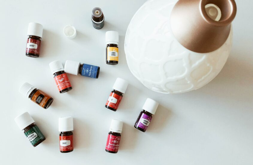 Best Essential Oils for Seasonal Allergies
