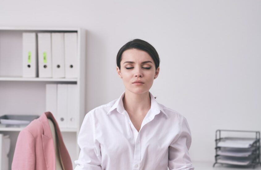 4 simple Ways To Being Calm And Level Headed